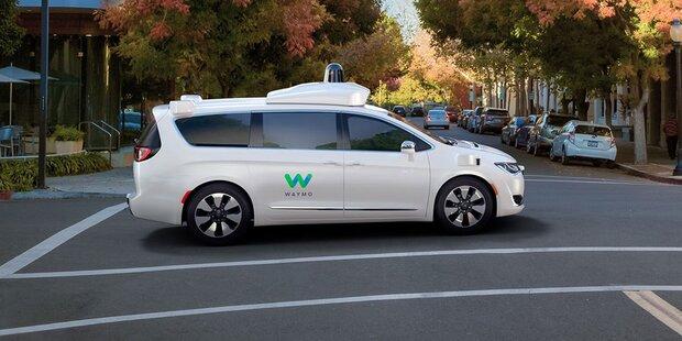 Google startet Bau Tausender Robo-Autos