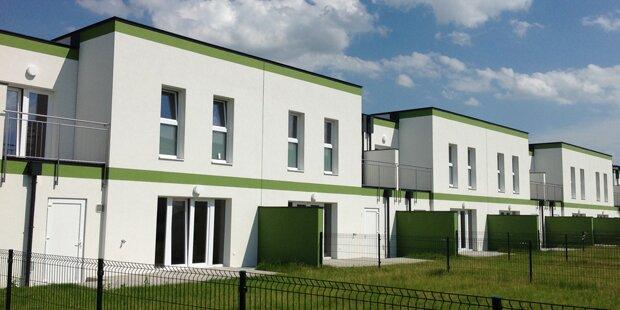 18 moderne Eigenheime in Leopoldsdorf