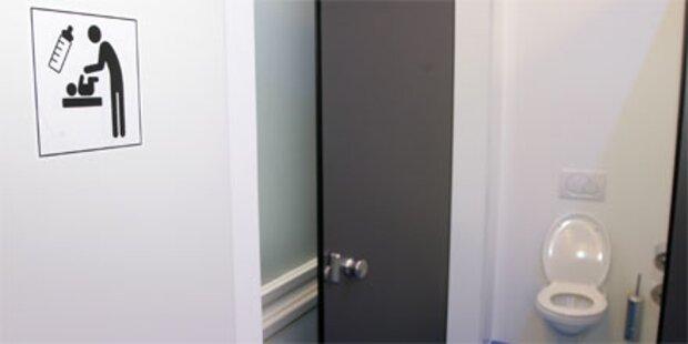 WCs werden privat