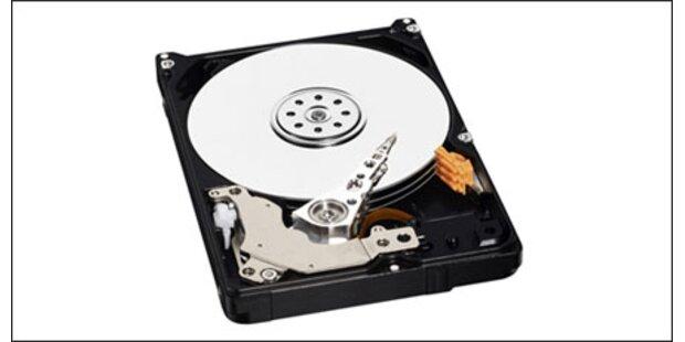 2,5-Zoll Festplatte mit 1 TB-Speicher