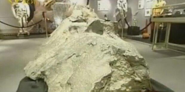 Stein kostet über hundertausend Euro