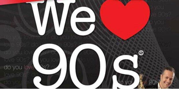 We Love 90s - Take 5 Salzburg