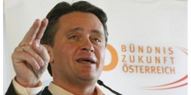 BZÖ will streitenden Ministern ans Börsel