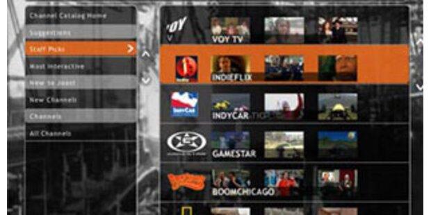 MySpace will Internet-Serien ins Fernsehen bringen