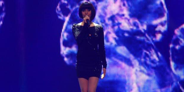 Nadine Beiler: Countdown zum Song Contest