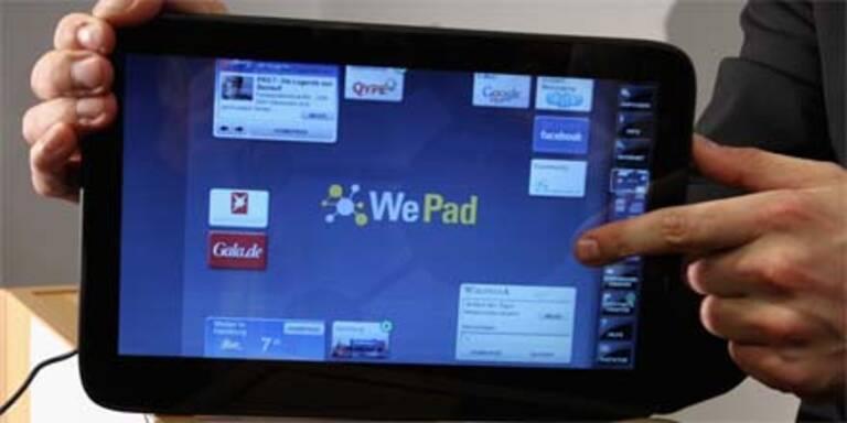iPad-Gegner: Das WePad gibt es ab 449 Euro