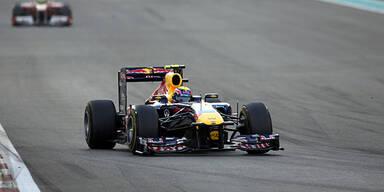Webber siegt in Brasilien vor Vettel