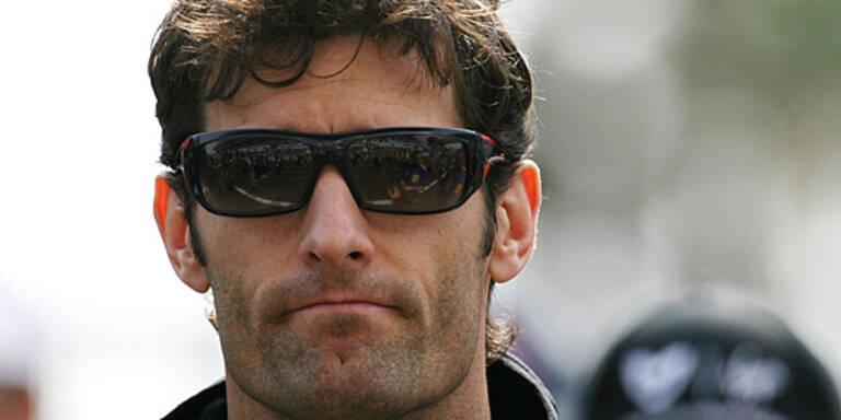 Webber leidet unter Vettel-Dominanz