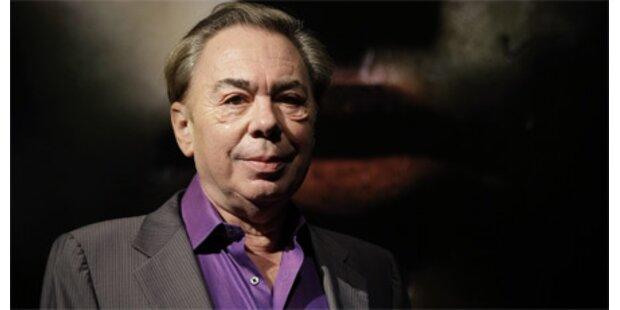 Andrew Lloyd Webber hat Prostatakrebs