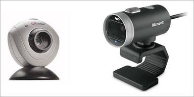 Unglaublich: Die Webcam wird 20 Jahre alt