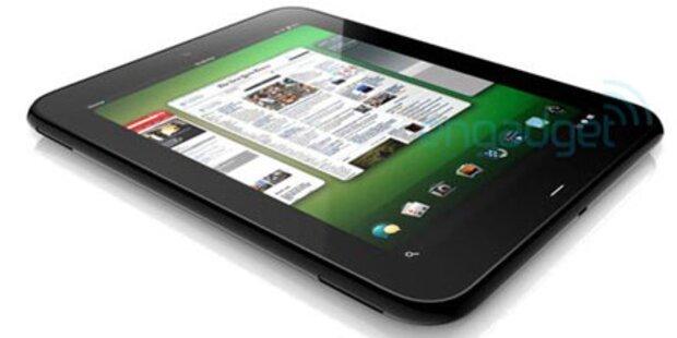 Erste Fotos von HPs WebOS-Tablet