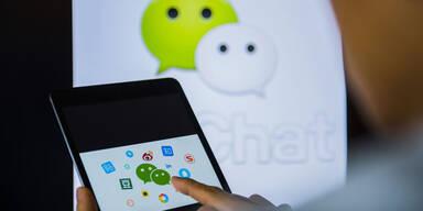 WeChat hat jetzt über 1 Milliarde Nutzer