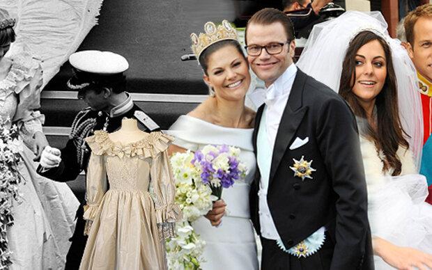 Royale Brautkleider Schreiben Modegeschichte