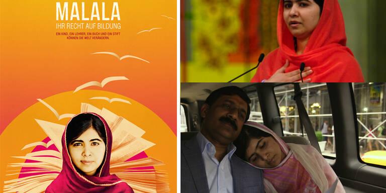 Kinogewinnspiel: Malala