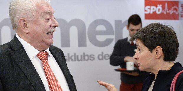 Wiener Rote fordern Personal-Debatte