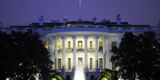 Rauchbomben-Angriff auf das Weiße Haus