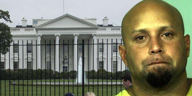 Eindringling kam bis ins Weiße Haus