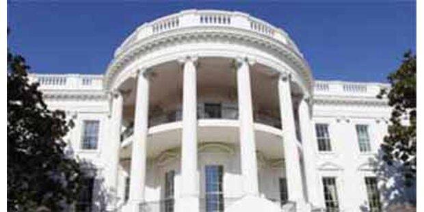Flugzeug löste Alarm im Weißen Haus aus