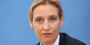 Staatsanwalt ermittelt gegen AfD-Weidel