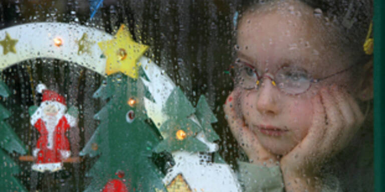 """Kommen dieses Jahr """"weiße Weihnachten""""?"""