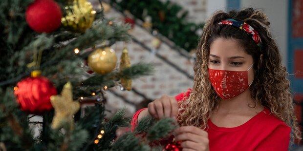 Regeln für Weihnachten und Silvester