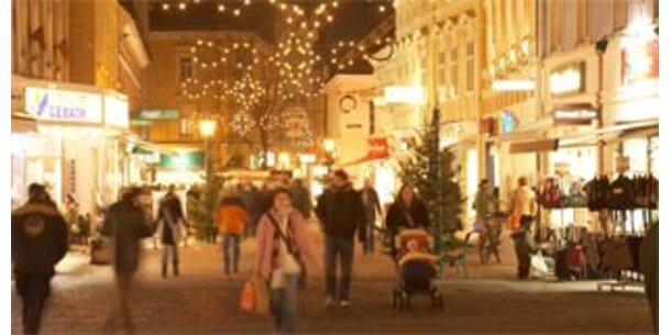 Versöhnliche Bilanz im Weihnachtshandel