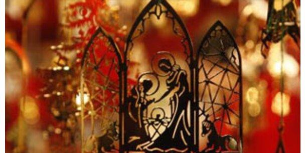 Ein Drittel sieht Weihnachten als religiöses Fest