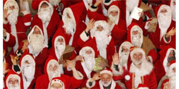 Weihnachtsmann sollte Kirgise sein