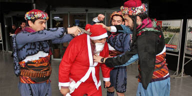 Türkei erklärt dem Weihnachtsmann den Krieg