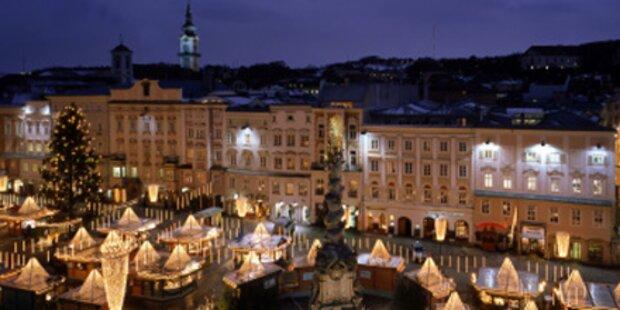 Bub am Linzer Weihnachtsmarkt entführt