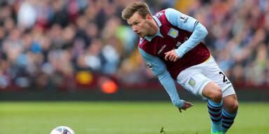 Aston Villa siegte mit Weimann 3:1