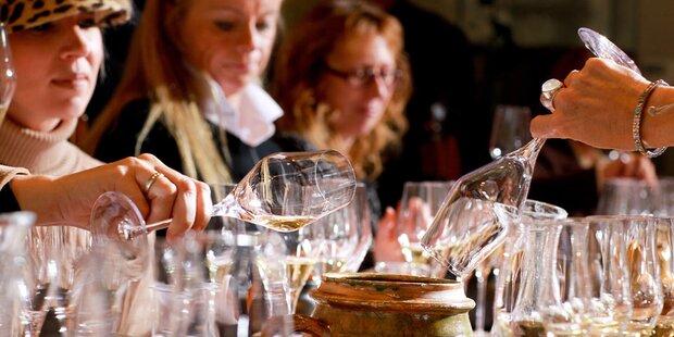 Austro-Weine im Ausland beliebt wie nie