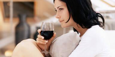 Gläschen Wein ist doch nicht so gesund?