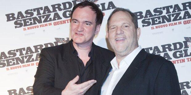 Sex-Skandal: Tarantino wusste Bescheid