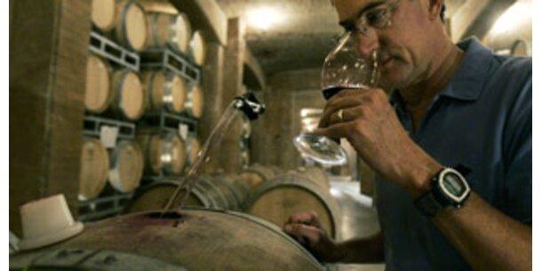 Exportrekord bei österreichischem Wein