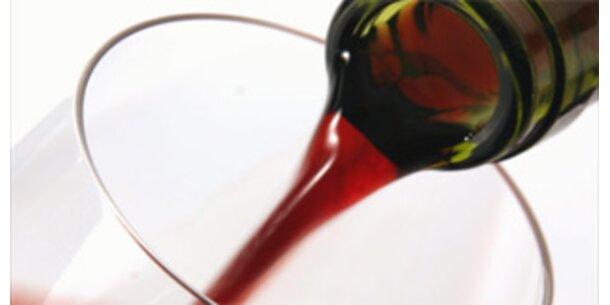 70 Mio. Liter Wein aus Italien enthalten Salzsäure