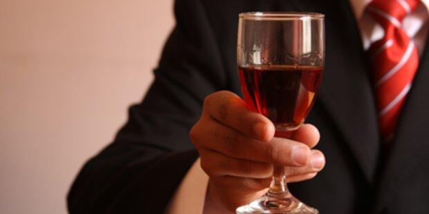 Briten bringen eigenen Wein mit ins Lokal