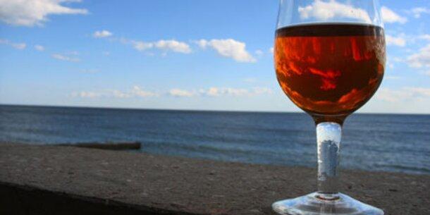 Alkoholgenuss schützt vor Alzheimer