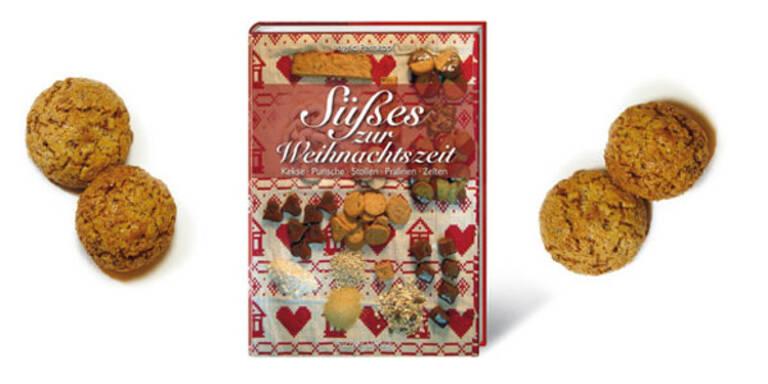 """""""Süßes zur Weihnachtszeit"""" von Ingrid Pernkopf, erschienen im Pichler Verlag, 248 Seiten, erhältlich im Handel um 24,95 Euro."""