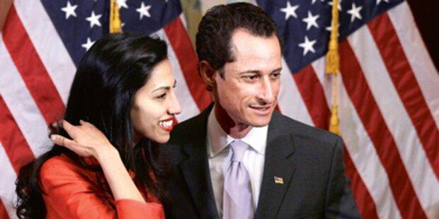 Skandal-Politiker und Ehefrau erwarten Baby