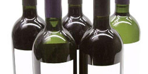 Kellner stahl 700 Flaschen Wein