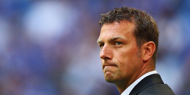 Weinzierl neuer Trainer beim VfB Stuttgart