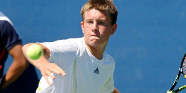 Tennis-Jungstar sitzt in Ägypten fest