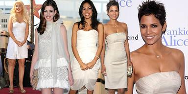 Star Style Kleine Weisse Weiße