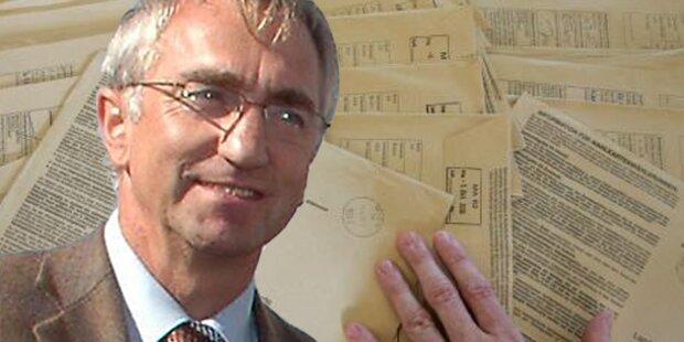 Wahlkarten gefälscht: 6 Monate bedingt