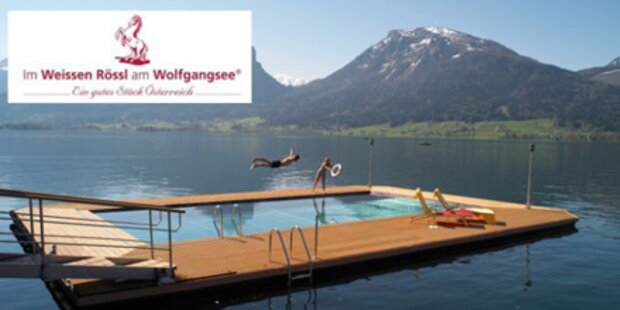 Urlaub im Weissen Rössl am Wolfgangsee