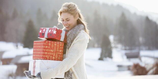 200.000 Österreicher feiern fix weiße Weihnachten