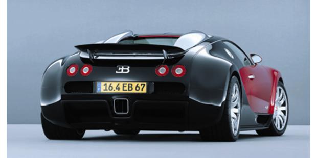 Unglückslenker hat sich neuen Veyron gekauft