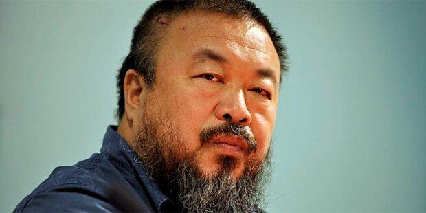 Ai Weiwei kritisiert Unterdrückung in China