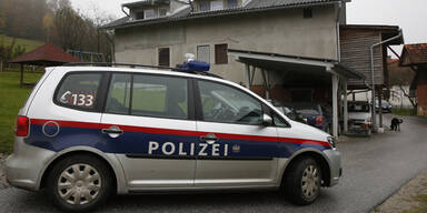 Mord und Selbstmord in der Steiermark